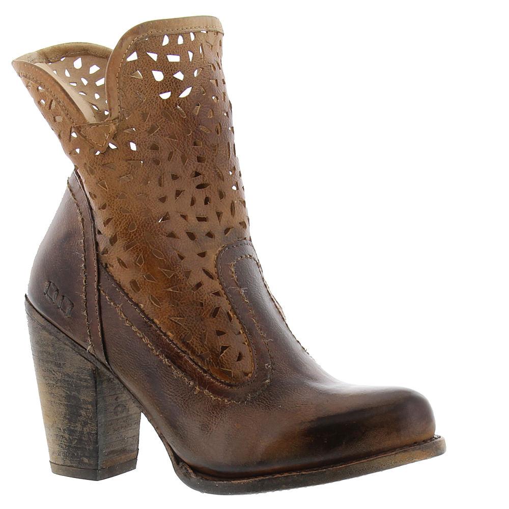 Bed: Stu Irma Women's Tan Boot 7.5 M 547777TEK075M