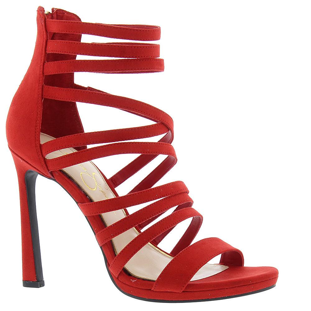 Jessica Simpson Palkaya Women's Red Sandal 6.5 M
