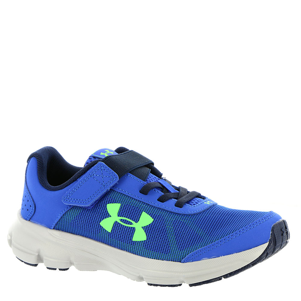 Under Armour BPS Rave 2 AC Boys' Toddler-Youth Blue Runni...