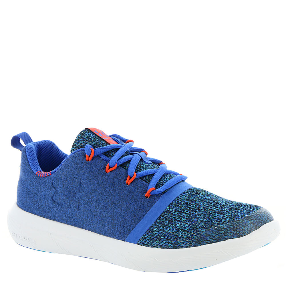 Under Armour BGS Charged 24/7 Low Boys' Youth Blue Sneaker 6 Youth M 825864ULB060M