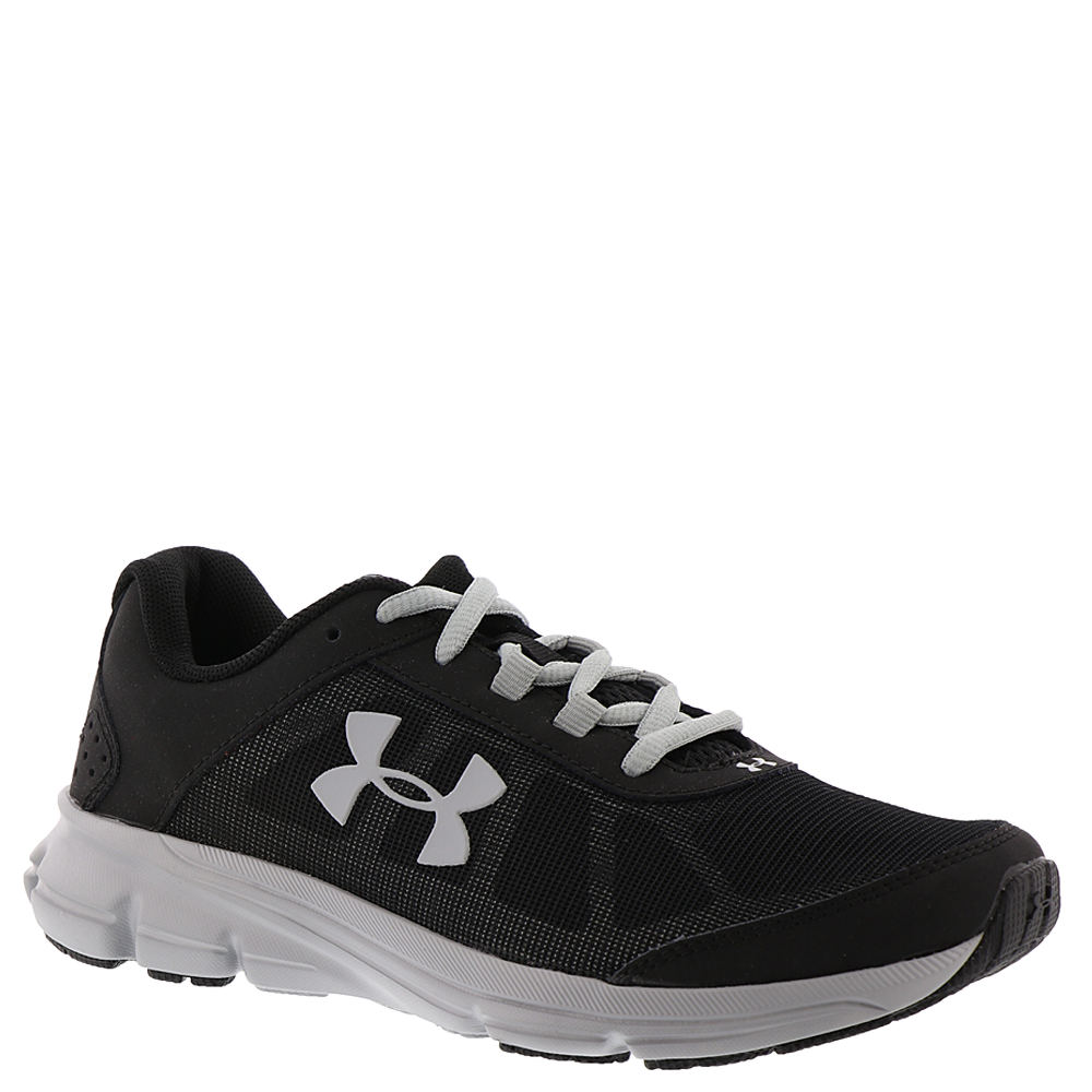 Under Armour BGS Rave 2 Boys' Youth Black Running 5 Youth M