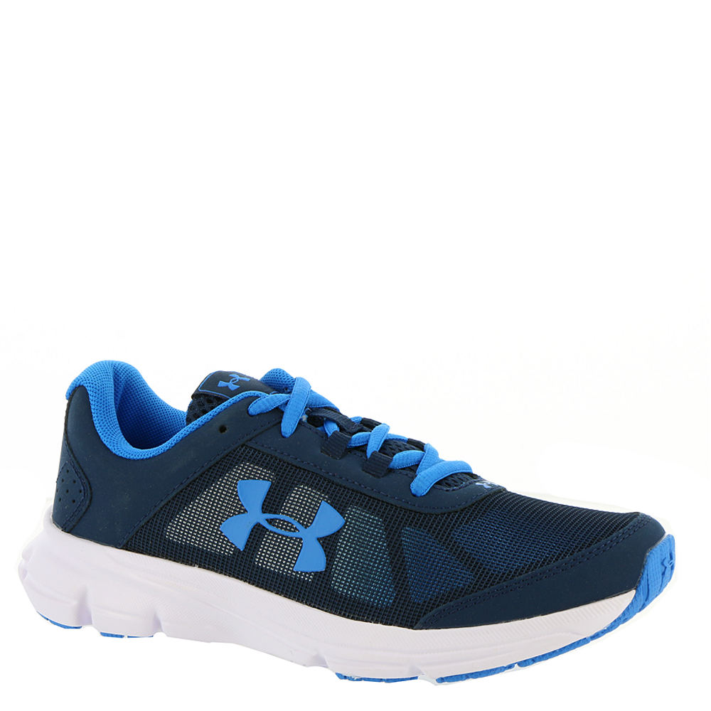Under Armour BGS Rave 2 Boys' Youth Blue Running 5 Youth M