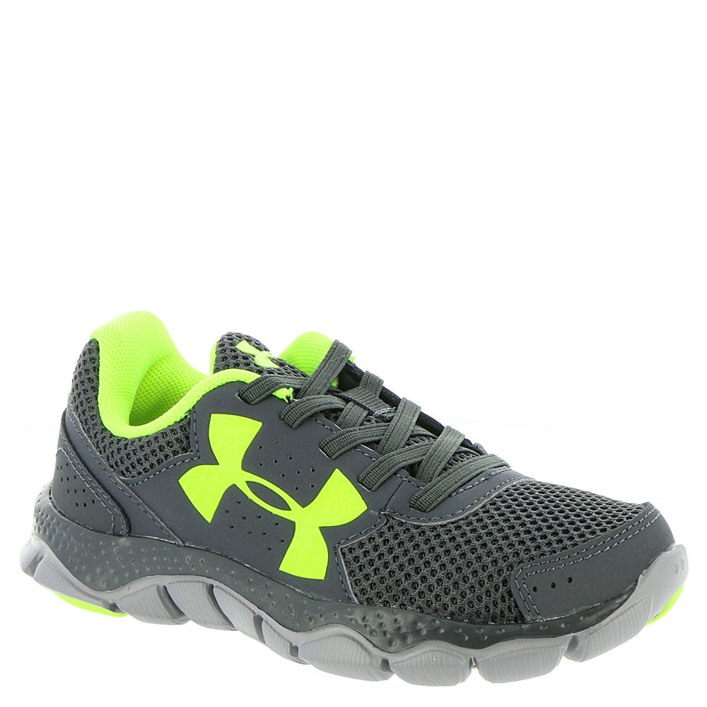 Under Armour BPS Engage BL 3K AL Boys' Toddler-Youth Grey...