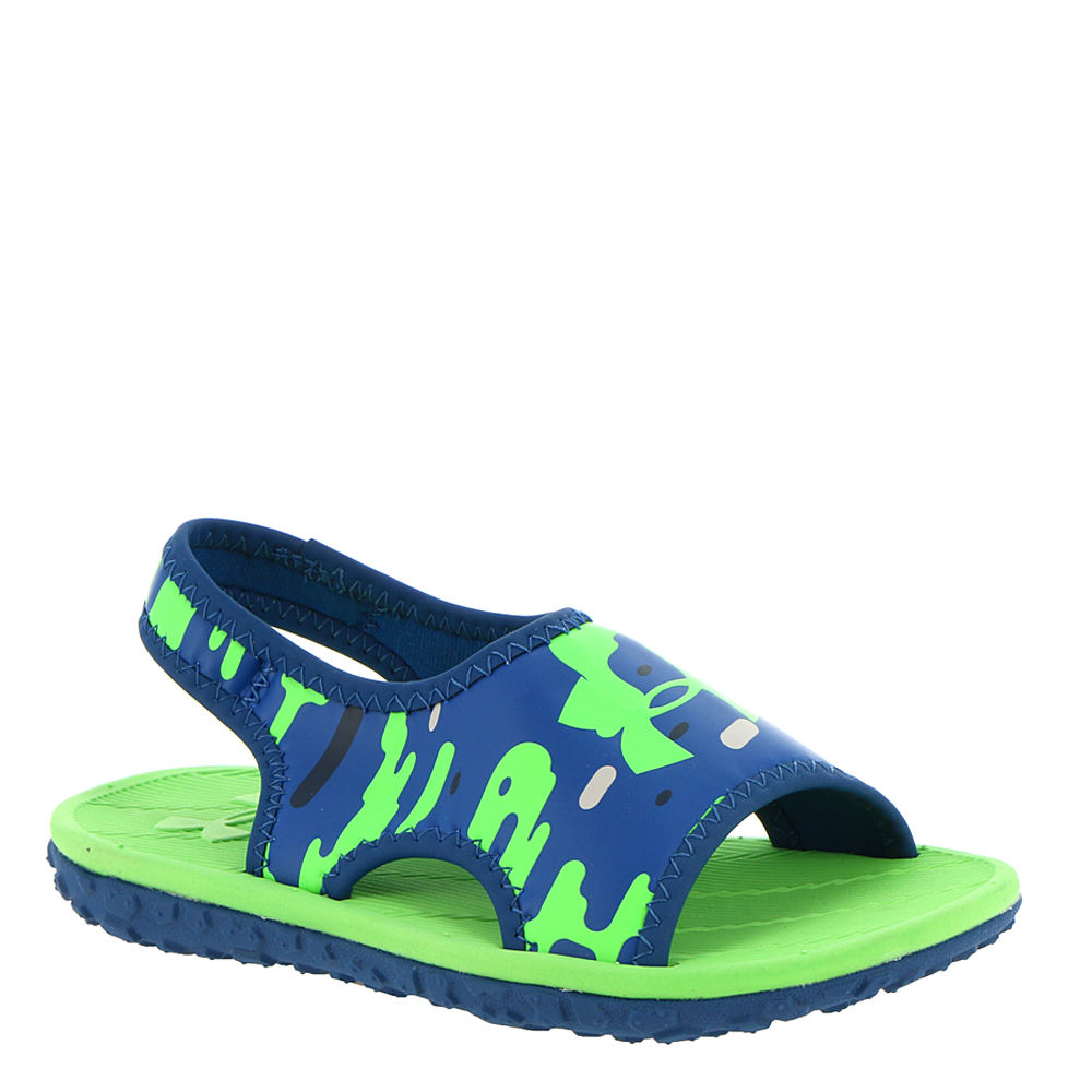 Under Armour Fat Tire II INF SL Boys' Infant-Toddler Gree...