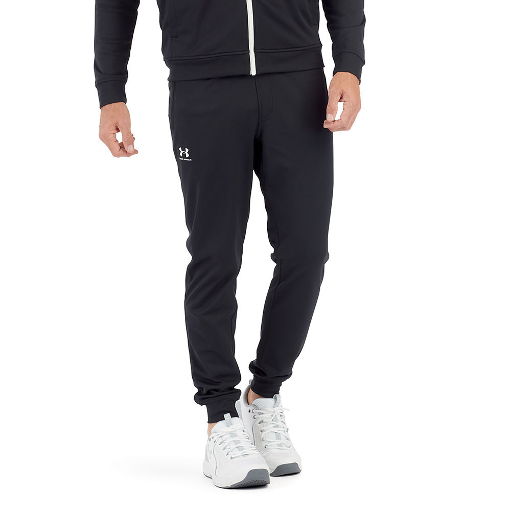 Under Armour Men's UA Sportstyle Jogger Black Pants XXXL-Regular 713156BLW3XL