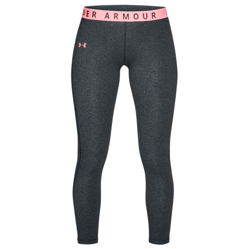 Under Armour Women's Favorite Crop Capris Black Pants M-Regular 713150BLHM
