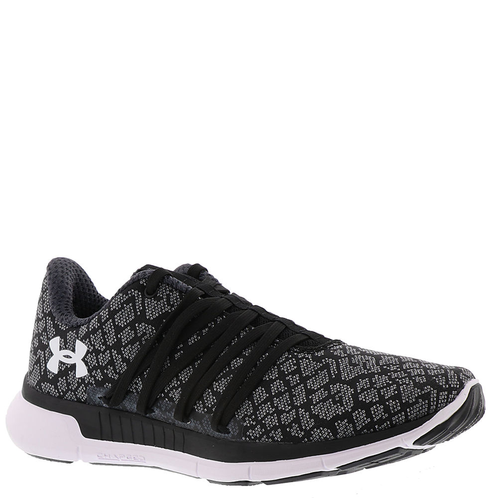 Under Armour Charged Transit Women's Black Running 6 M 549953BLK060M