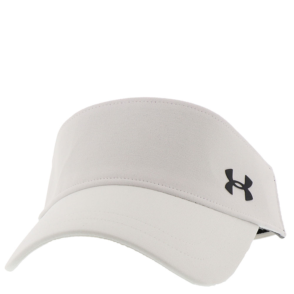 Under Armour Women's Renegade Visor White Hats One Size 550023WHT