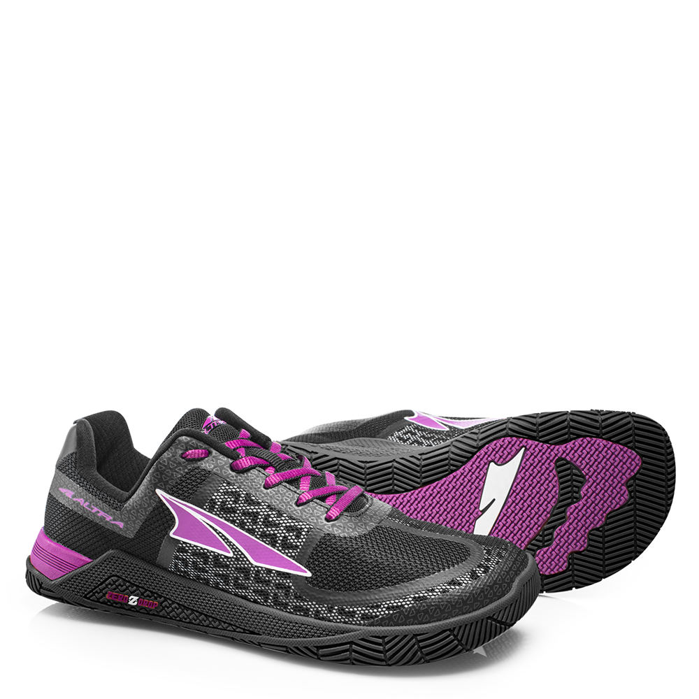 Altra HIIT Women's Purple Running 12 M