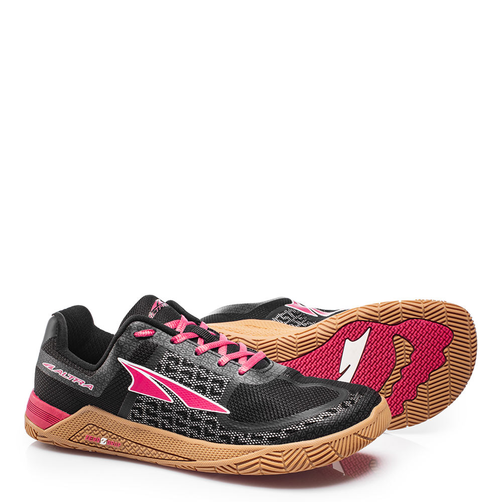 Altra HIIT Women's Black Running 12 M