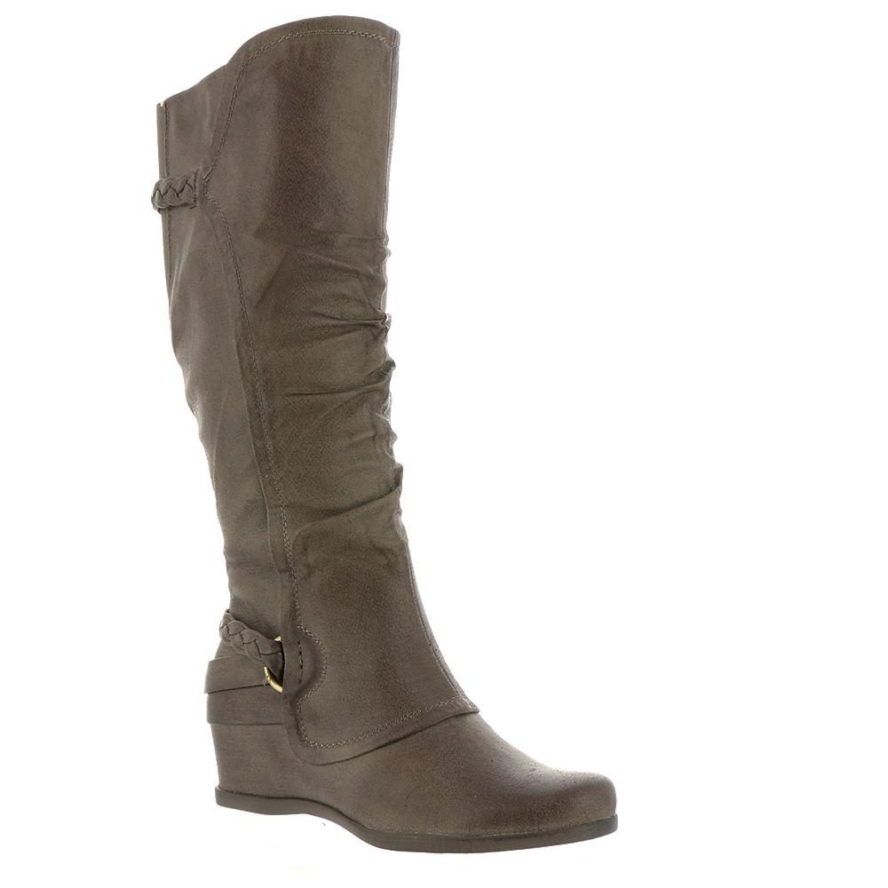 Bare Traps Quintona Women's Grey Boot 8 M