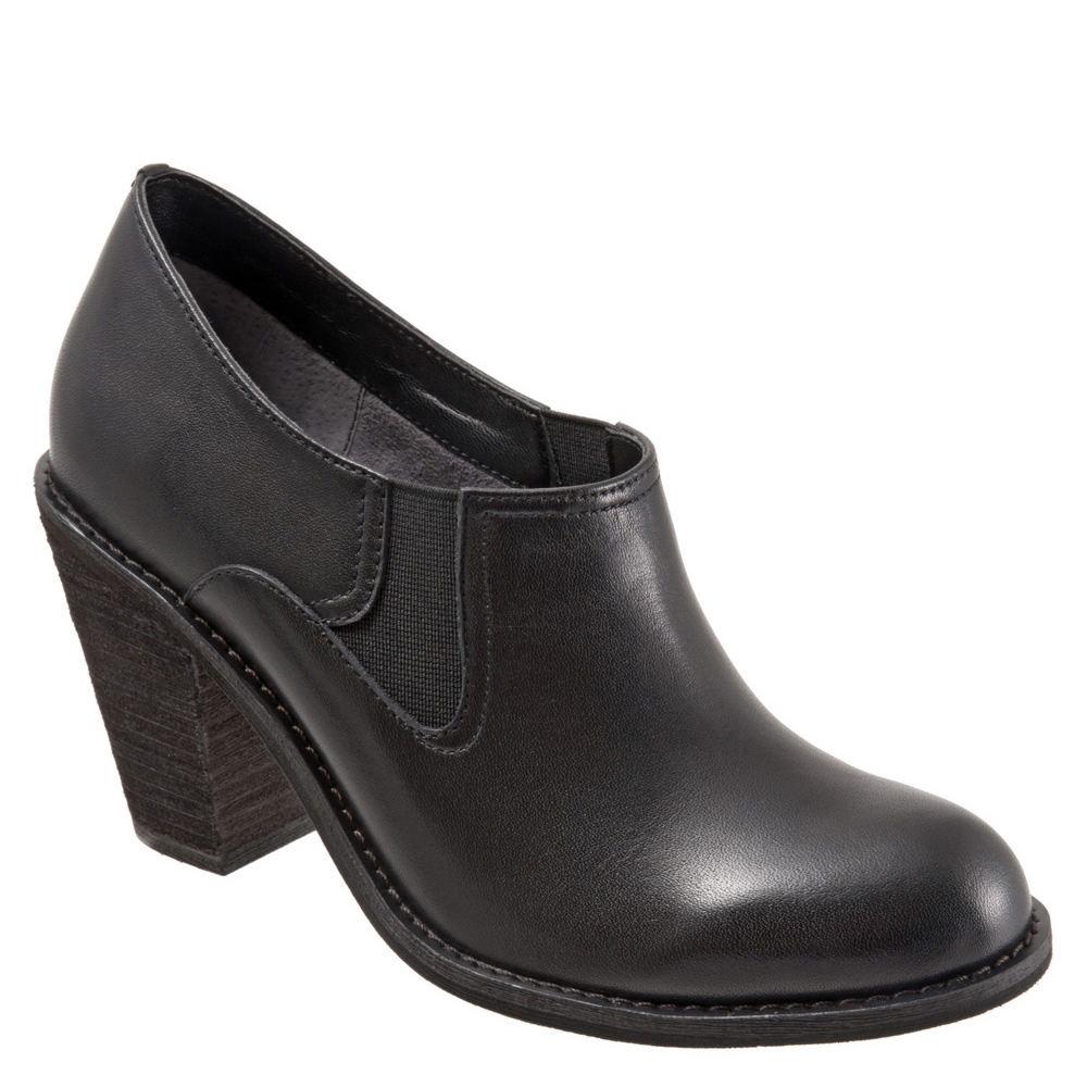 SoftWalk Fargo Women's Black Boot 12 N