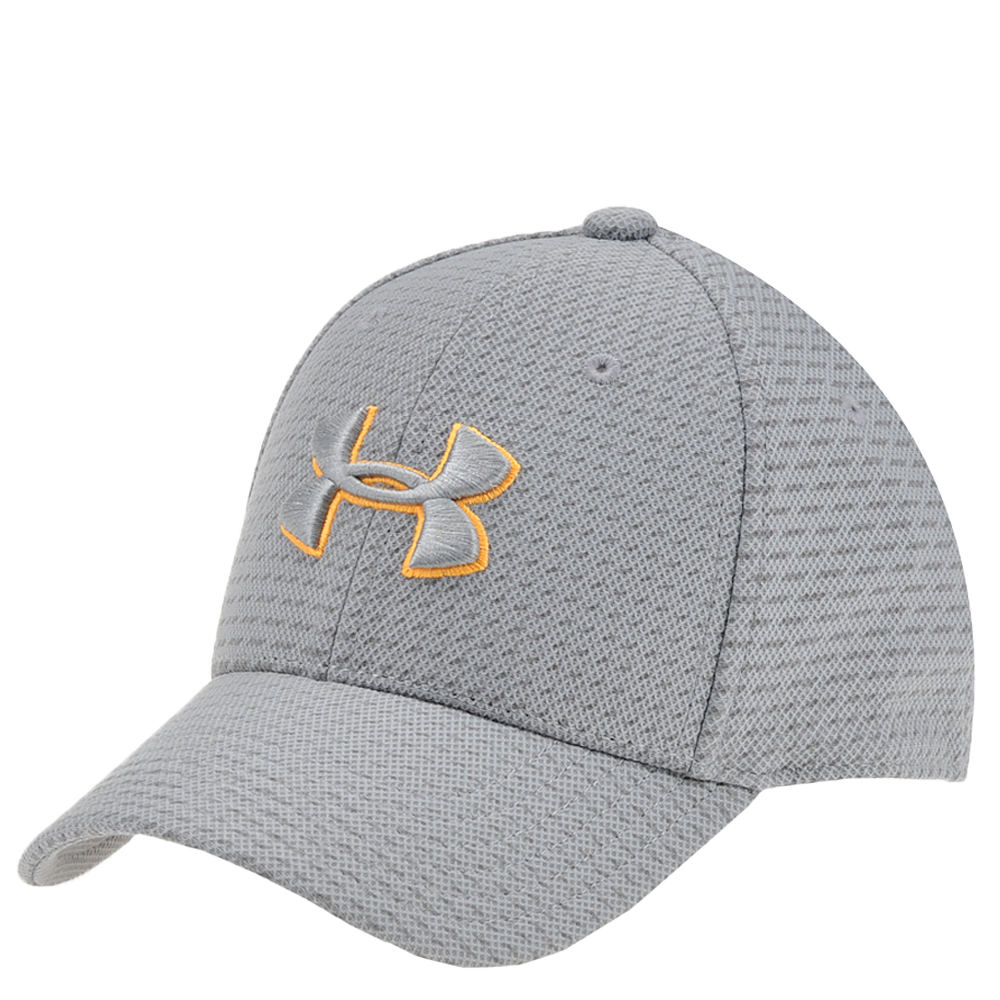 Under Armour Boys' Printed Blitzing 3.0 Cap Grey Hats XS/S 825995STLXSS