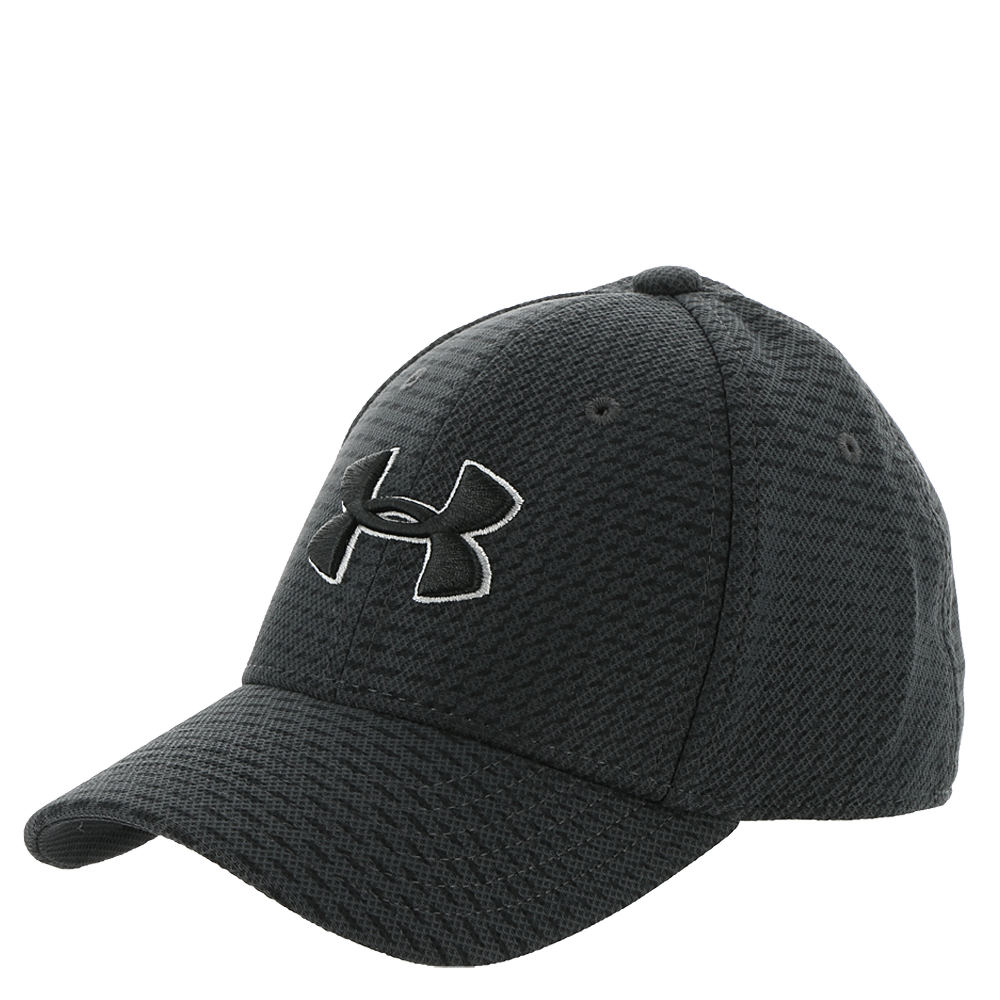 Under Armour Boys' Printed Blitzing 3.0 Cap Black Hats S/M 825993ANCS/M