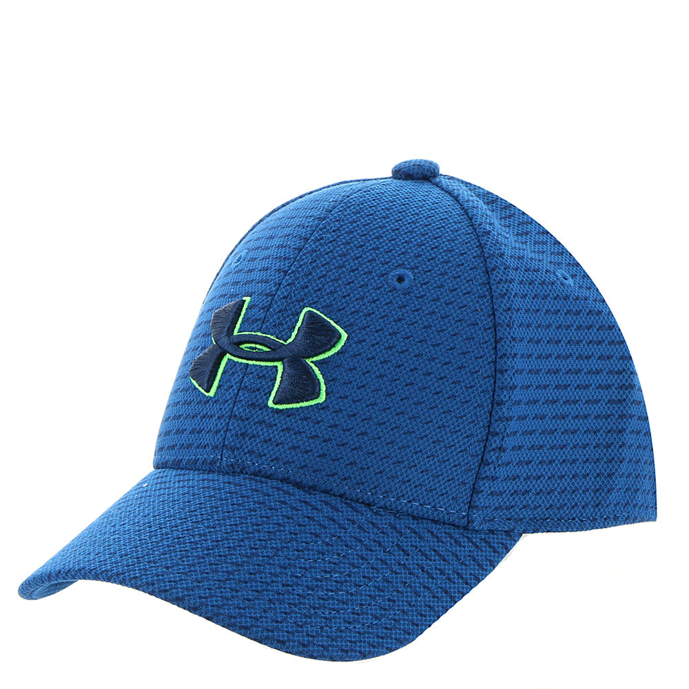 Under Armour Boys' Printed Blitzing 3.0 Cap Blue Hats XS/S 825994BLUXSS