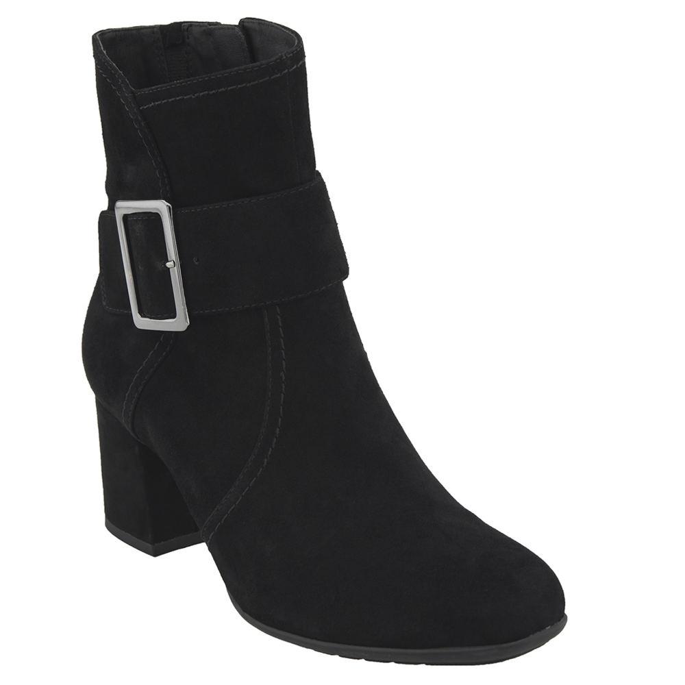 Earthies Athena Women's Black Boot 8.5 B