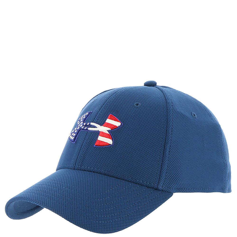 Under Armour Men's Freedom Blitzing Cap Navy Hats M/L 652149NVYM/L