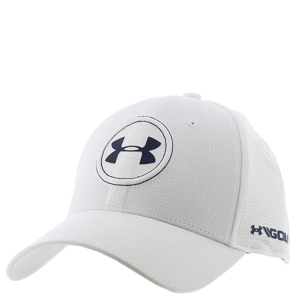 Under Armour Men's JS Tour Cap White Hats M/L 652152WHTM/L