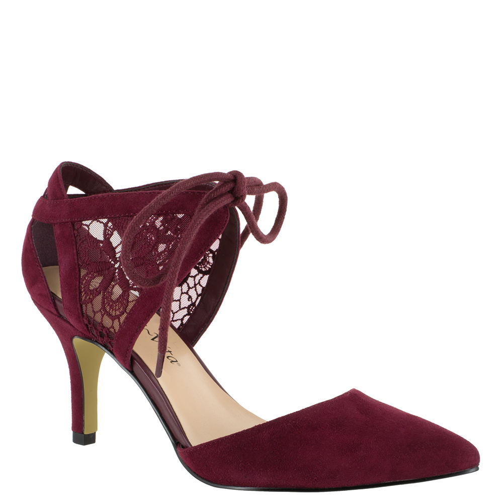 Bella Vita Demi Women's Burgundy Pump 7 N 551058BRG070N