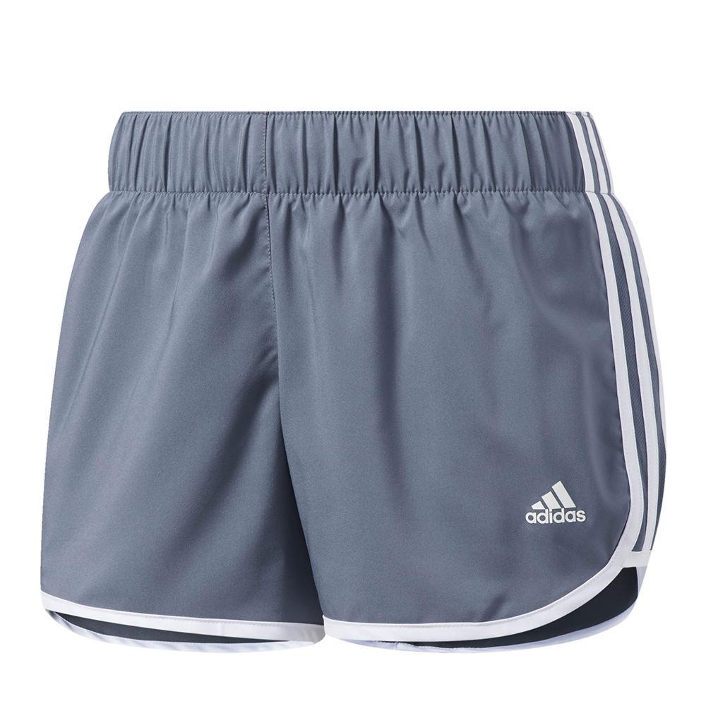 adidas Women's M10 Icon Shorts Black Shorts XL 713194ONXXL