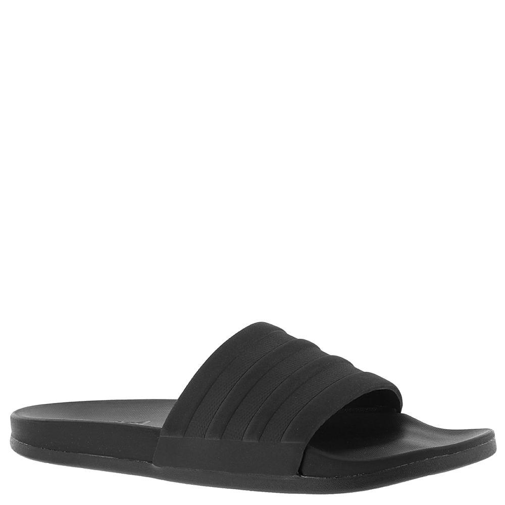 Adidas Adilette CF+ Mono Men's Black Sandal 12 M