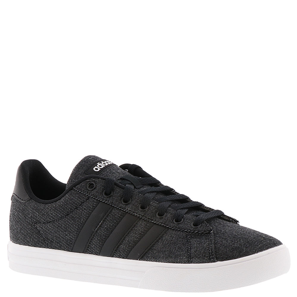 adidas Daily 2.0 Men's Black Sneaker 10.5 M 652469BLK105M