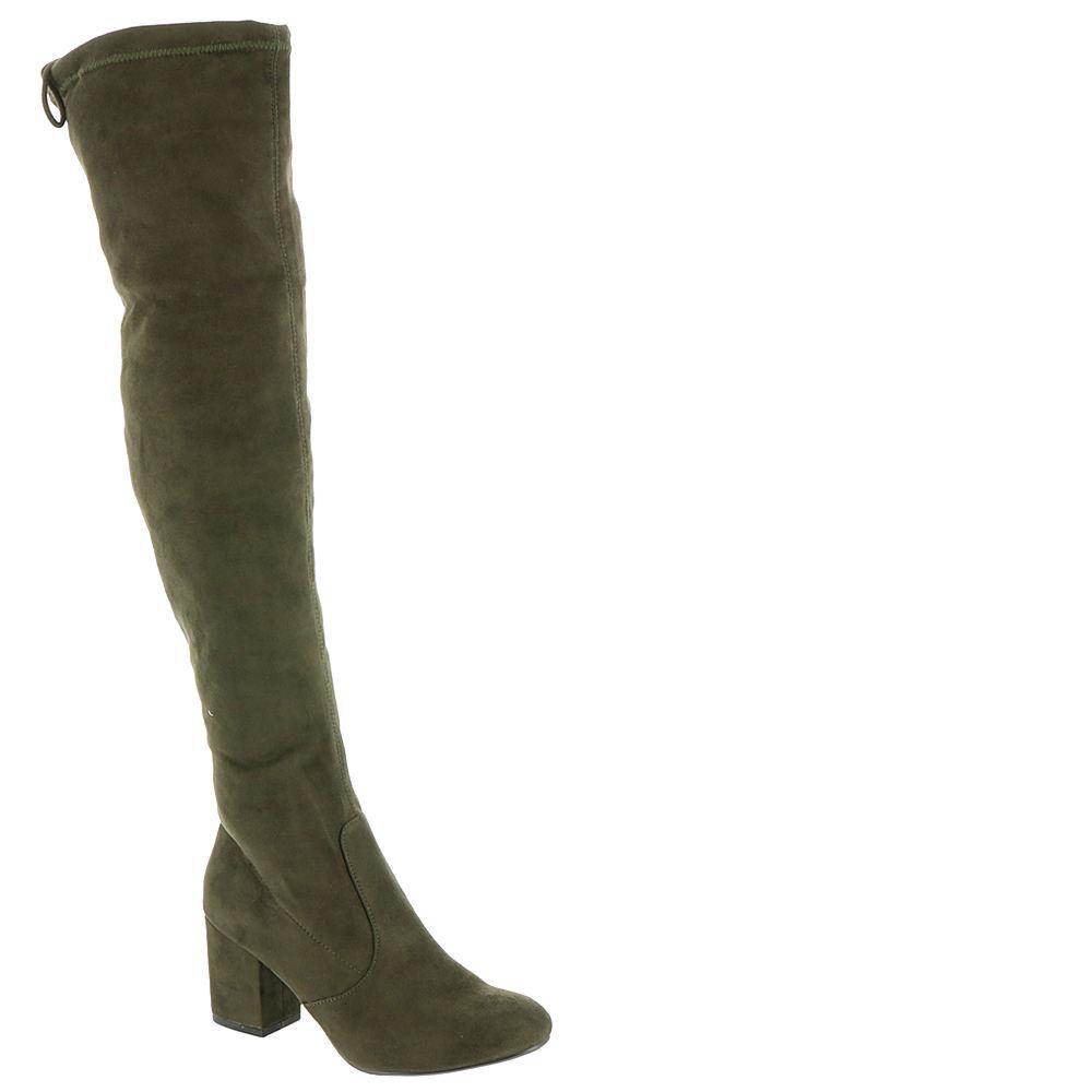 Report Mahala Women's Green Boot 7 M