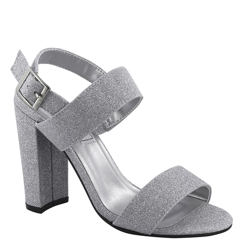 Touch Ups Jordan Women's Silver Sandal 9.5 M