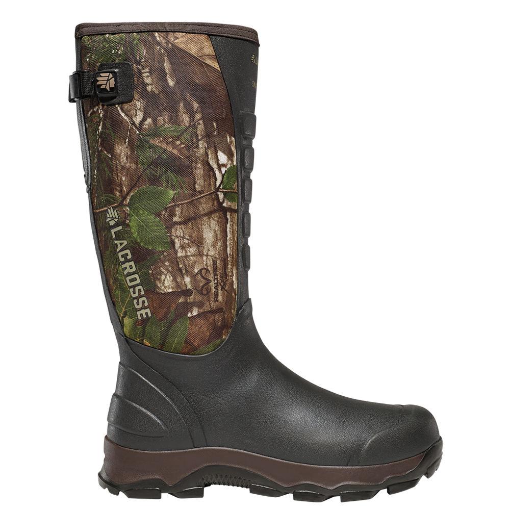 "LaCrosse 4xAlpha Snake Boot 16"" Men's Multi Boot 15 M"