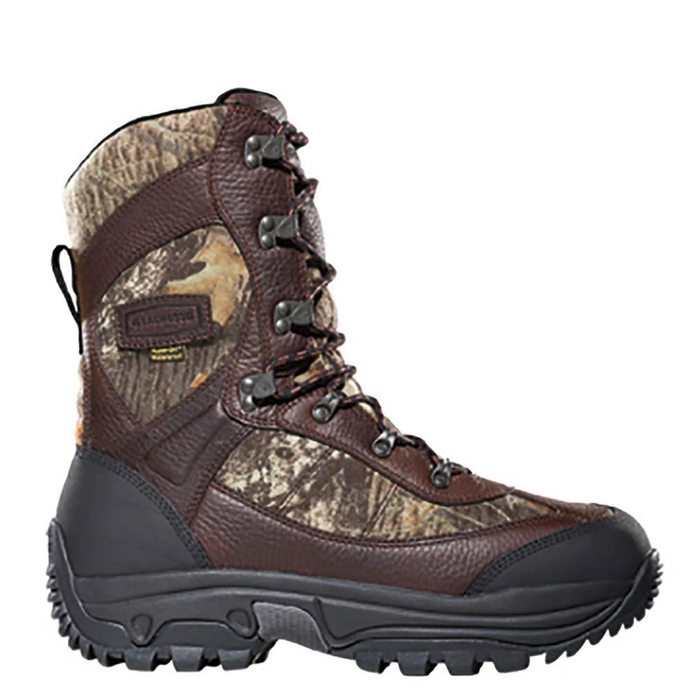 "LaCrosse Hunt Pac Extreme 10"" 2000G Men's Multi Boot 12 M"