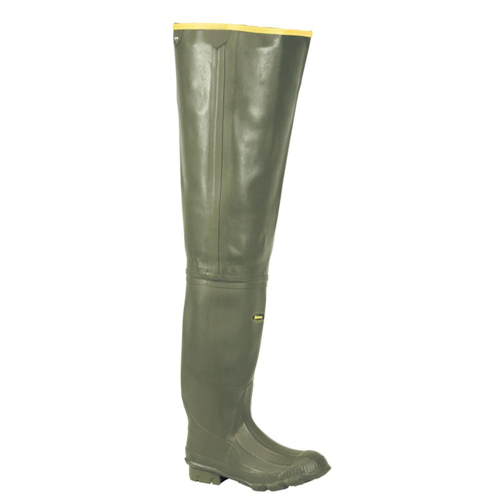"""LaCrosse Marsh 32"""" OD Men's Green Boot 7 M"""