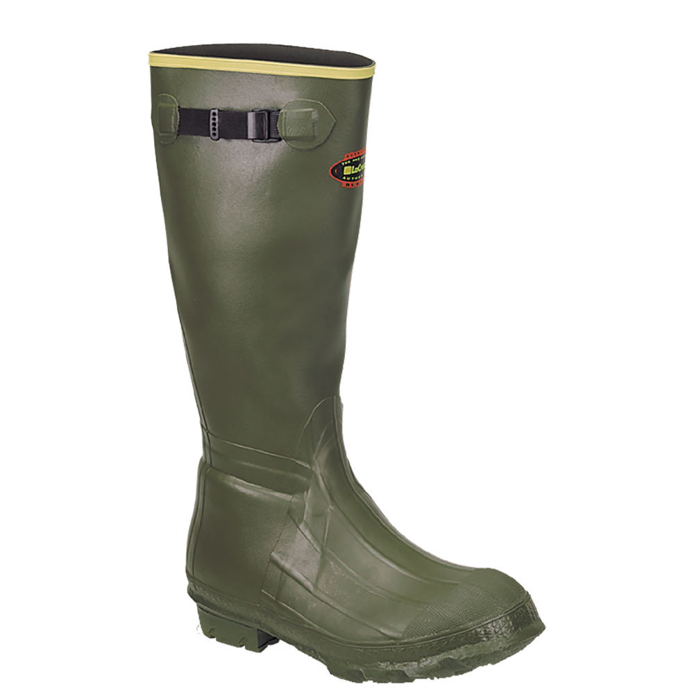 "LaCrosse Burly Classic 18"" OD Men's Green Boot 6 M"