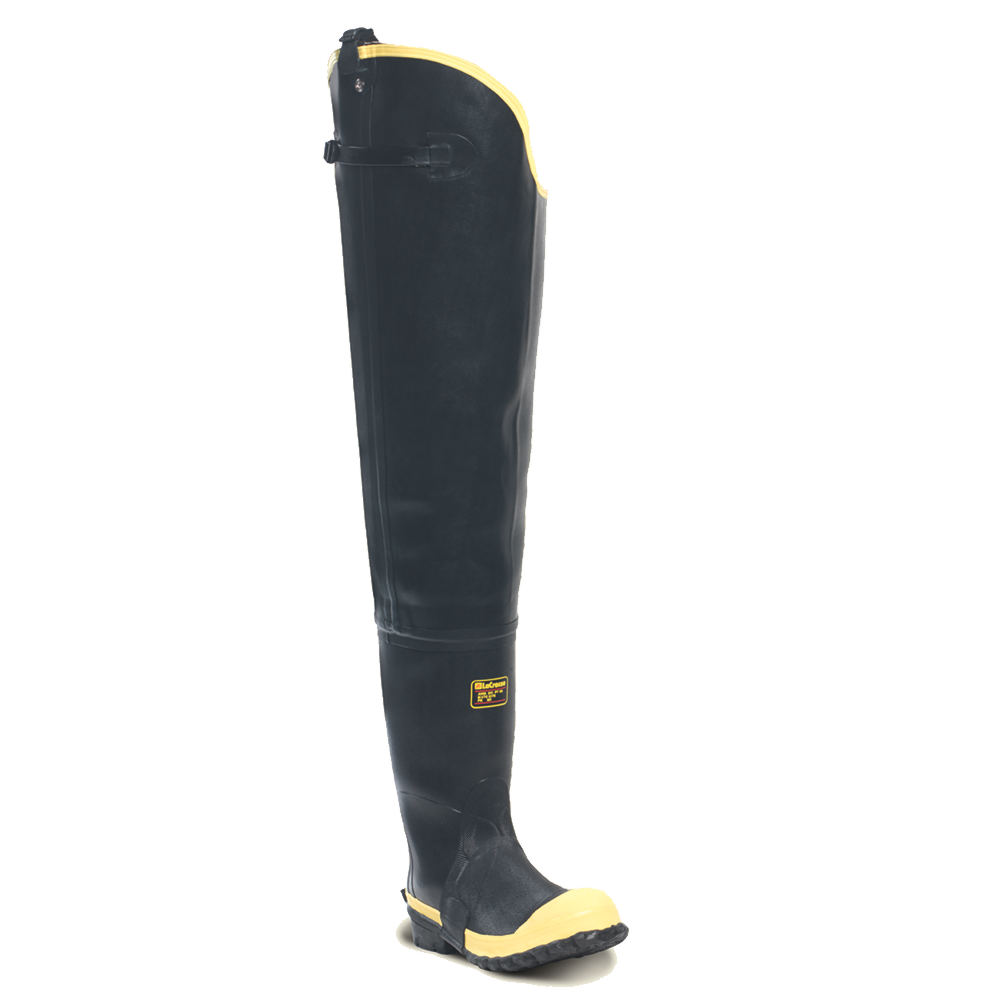 """LaCrosse Storm Hip Boot 31"""" ST Insulated Men's Black Boot..."""
