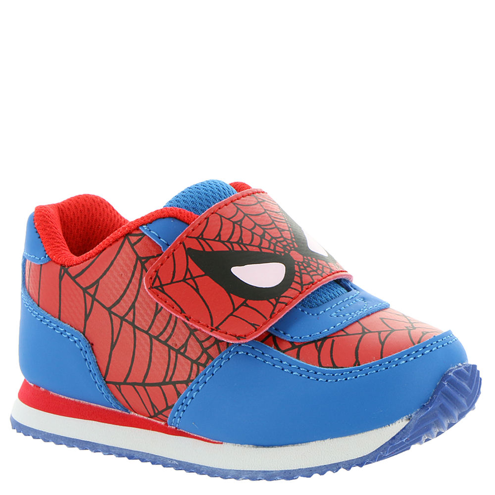 Marvel Spiderman Athletic SPF410 Boys' Infant-Toddler Red Sneaker 10 Toddler M 826360RED100M
