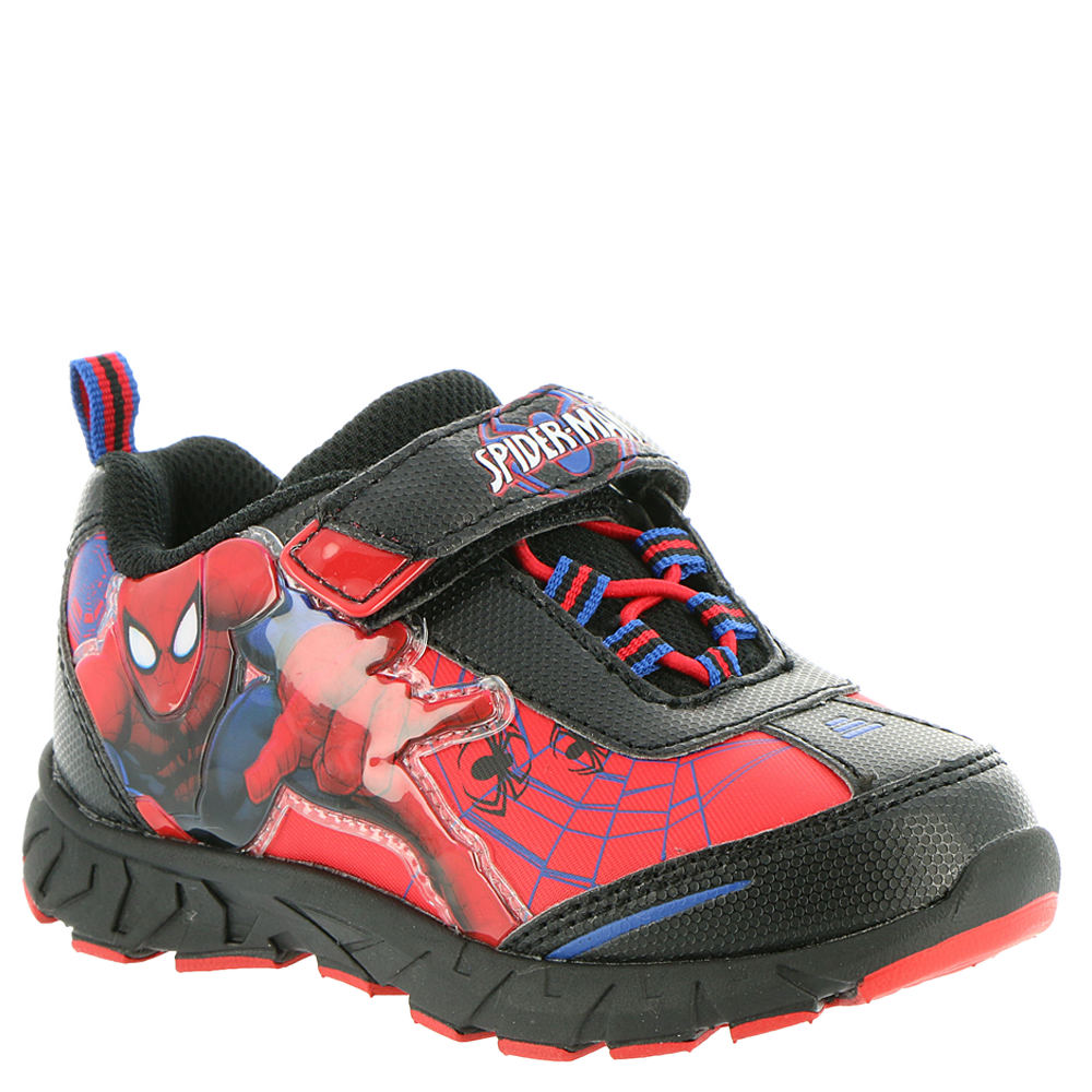 Marvel Spiderman Athletic SPF340 Boys' Toddler Red Sneaker 9 Toddler M 826359RED090M