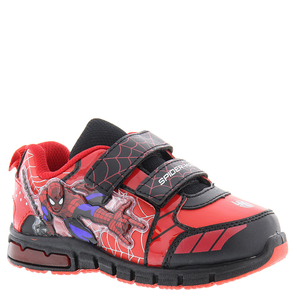 Marvel Spiderman Athletic SPF920 Boys' Toddler Red Sneaker 7 Toddler M 826361RED070M
