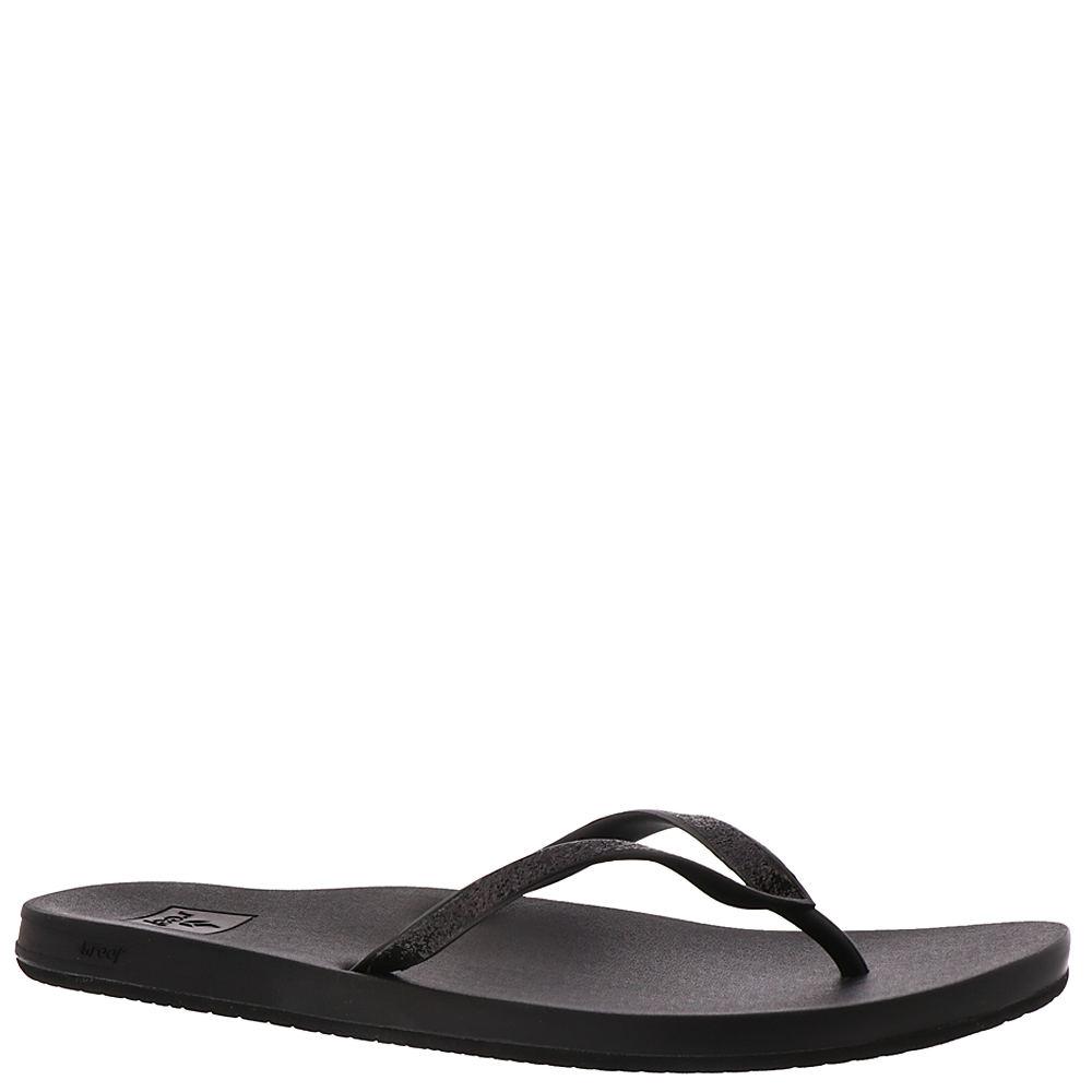 REEF Cushion Bounce Stargazer Women's Black Sandal 8 M 553197BLK080M
