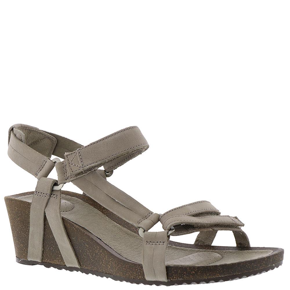 Teva Ysidro Universal Wedge Women's Tan Sandal 6.5 M