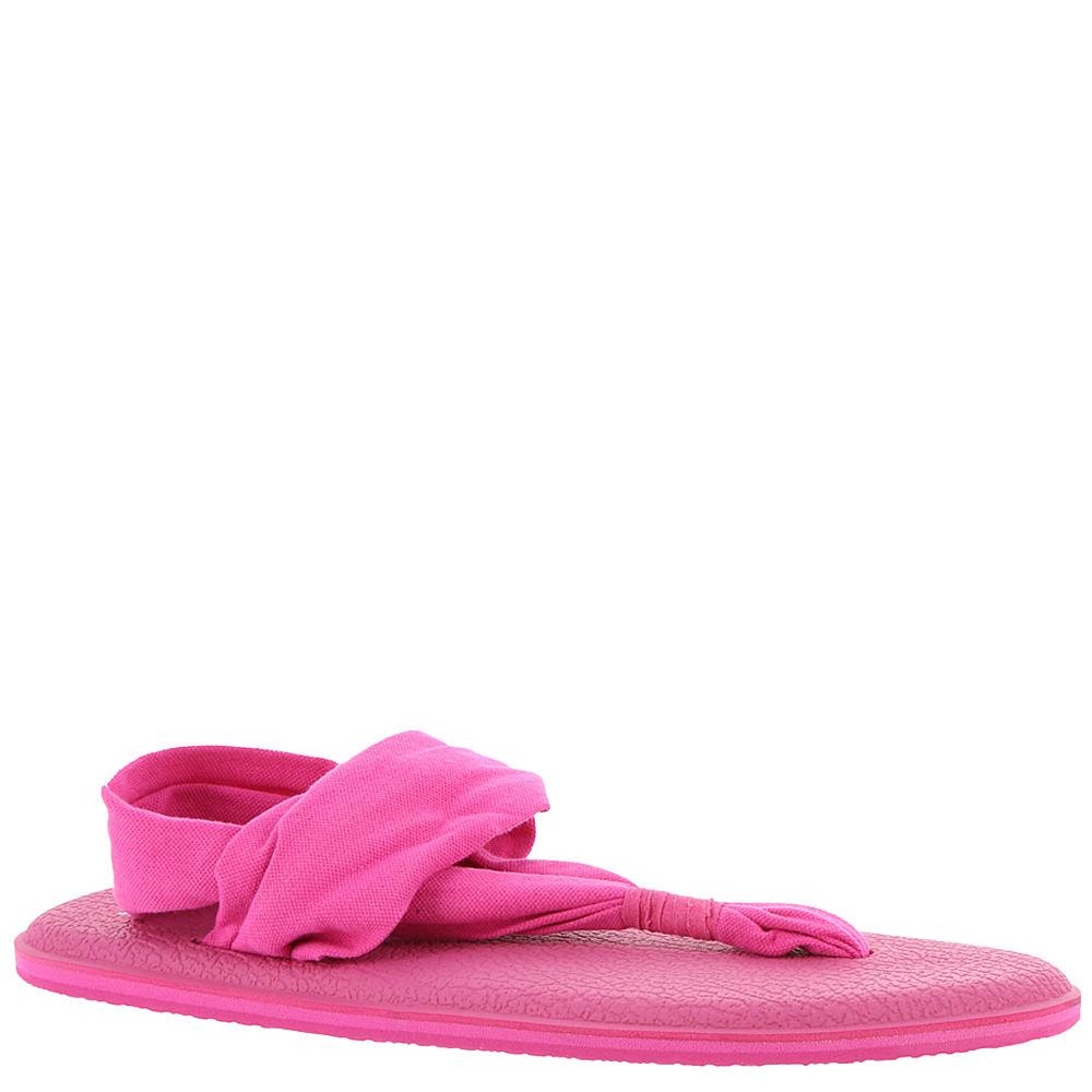 Sanuk Yoga Sling 2 Spectrum Women's Pink Sandal 6 M 553373HTP060M