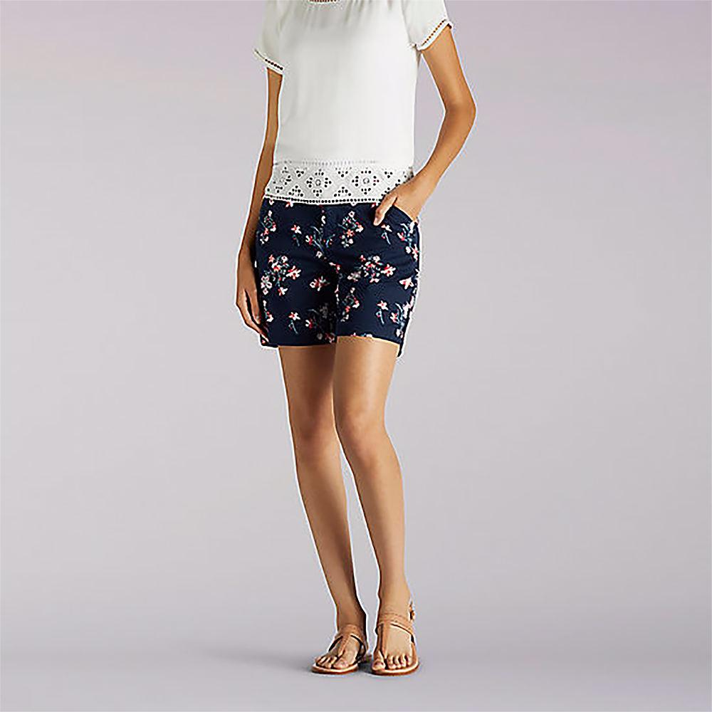 Lee Women's Tailored Chino Shorts Multi Shorts 10