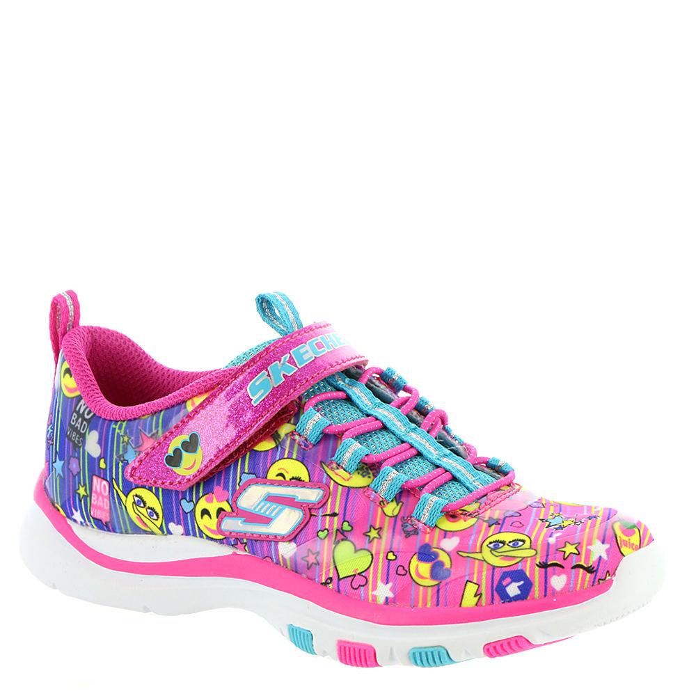 Skechers Trainer Lite-Happy Dancer Girls' Toddler-Youth M...