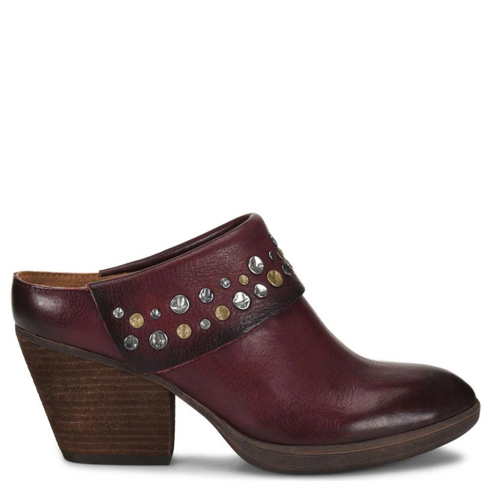 Sofft Gila Women's Burgundy Slip On 6.5 M 554844WNE065M