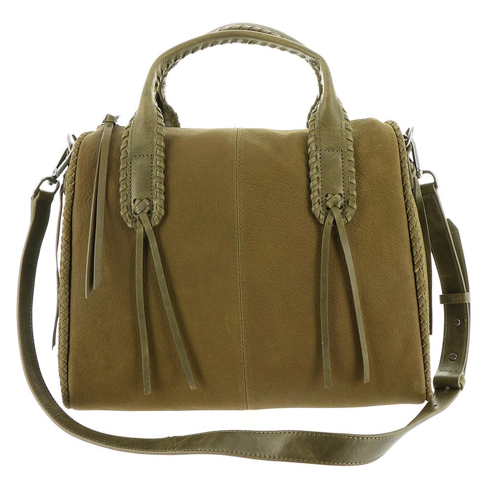 Lucky Brand Myra Satchel Green Bags No Size