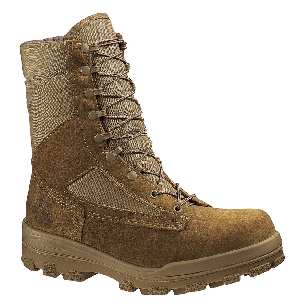 Bates USMC DURASHOCKS ST Men's Tan Boot 7 M