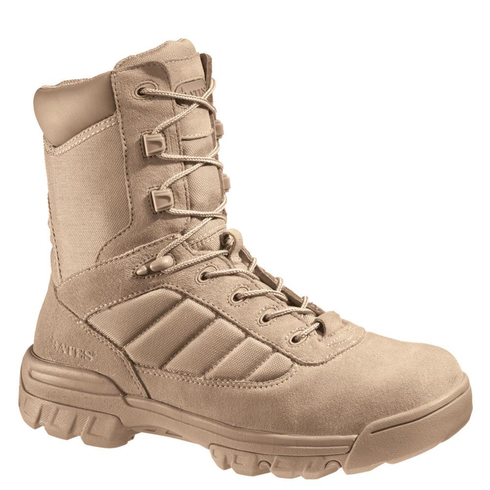 """Bates 8"""" Resistant Tactical Sport Men's Tan Boot 10 M"""