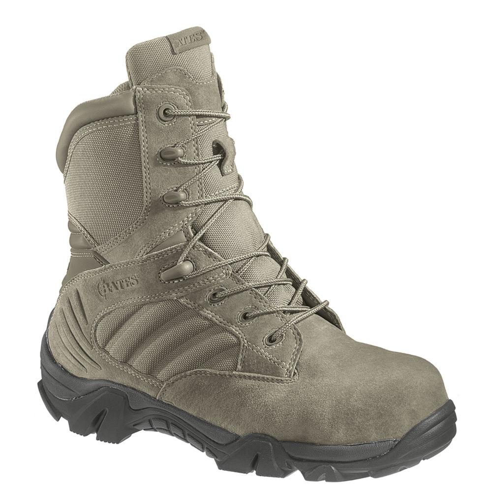 Bates GX-8 Comp Toe Men's Green Boot 12 M