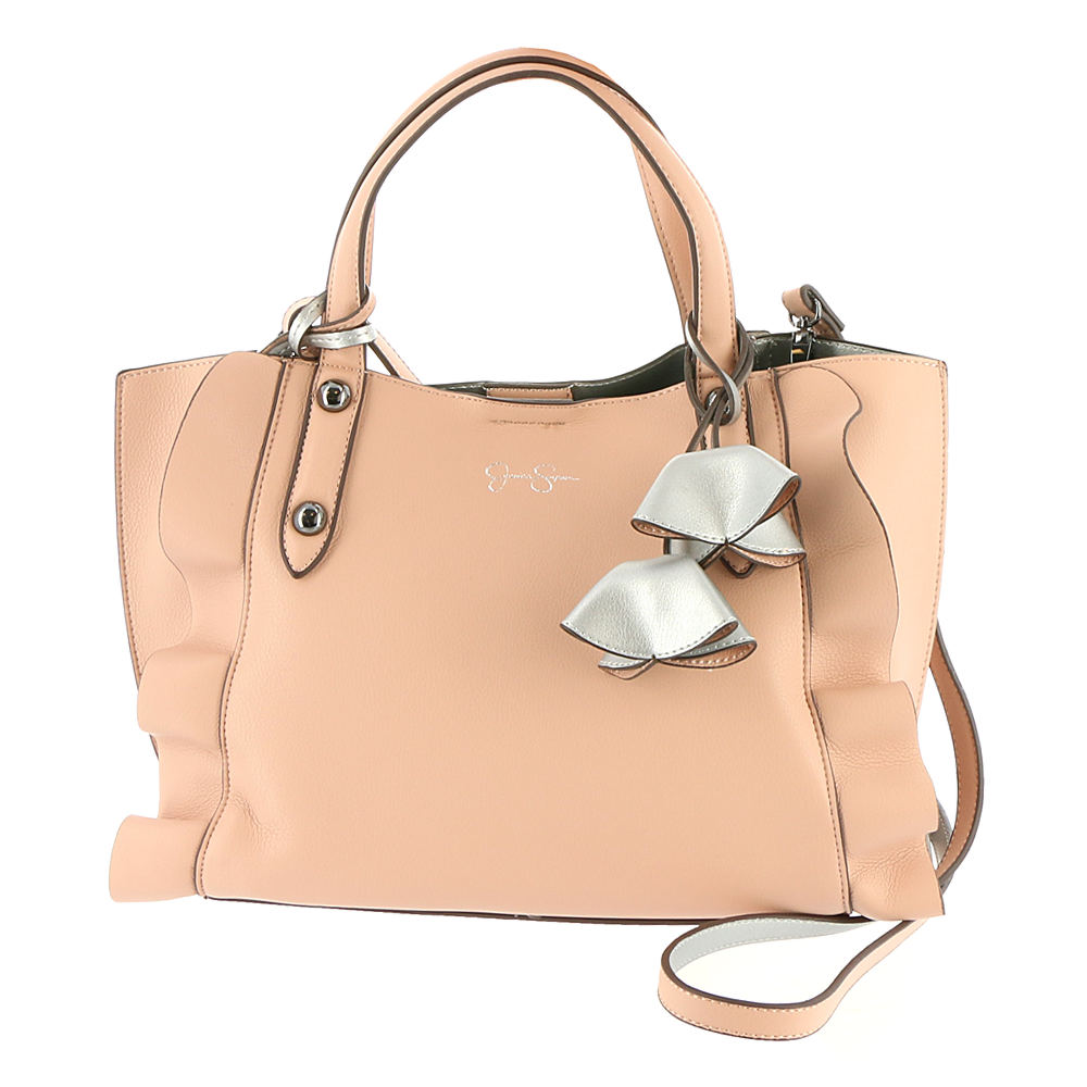 Jessica Simpson Kalie Sm Crossbody Tote Bag Pink Bags No ...