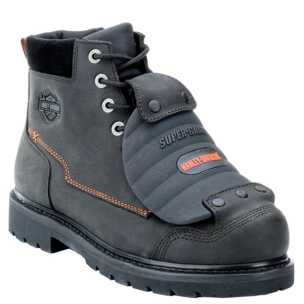 Harley Davidson Jake Met Guard Men's Black Boot 11 W