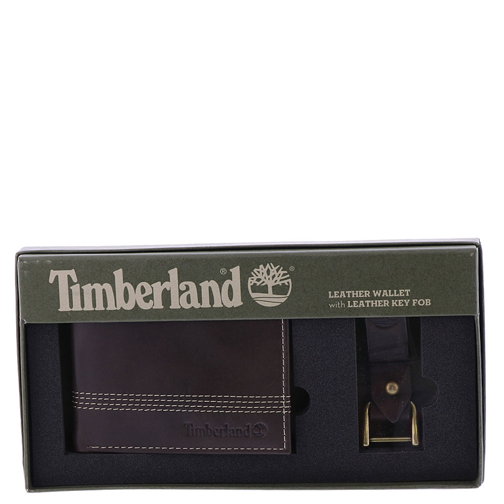 Timberland Quad Billfold Gift Set Brown Misc Accessories ...