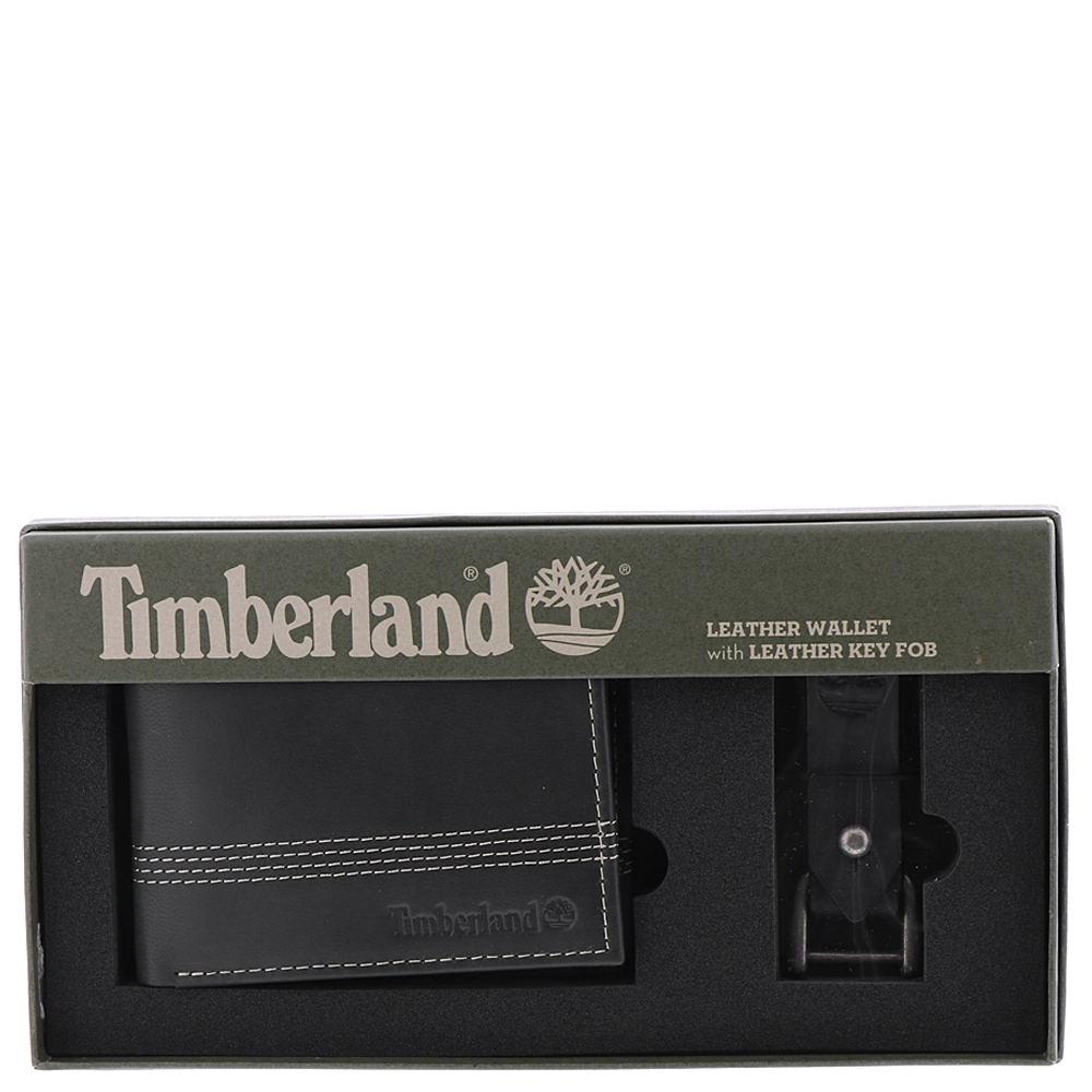 Timberland Quad Billfold Gift Set Black Misc Accessories ...